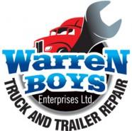 Warren Boys logo