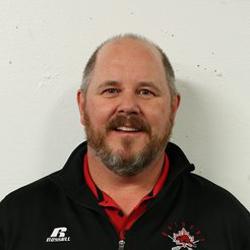 Manager Kurt Gibson
